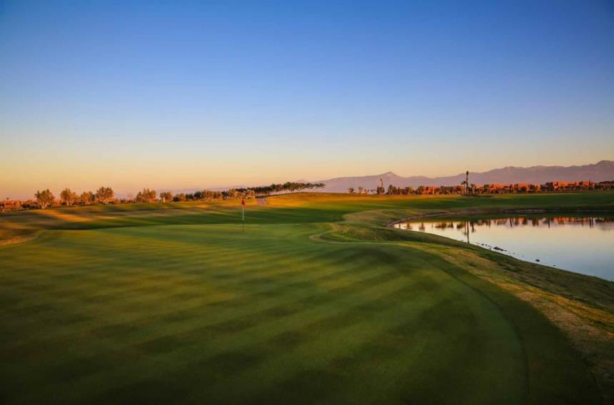 Be Live Hotel Marrakech Adults Only – Morocco 18th Hole