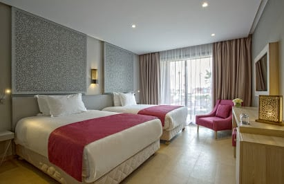 Be Live Hotel Marrakech Adults Only – Morocco Hotel Room