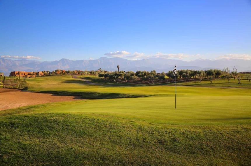 Be Live Hotel Marrakech Adults Only – Morocco 8th Hole