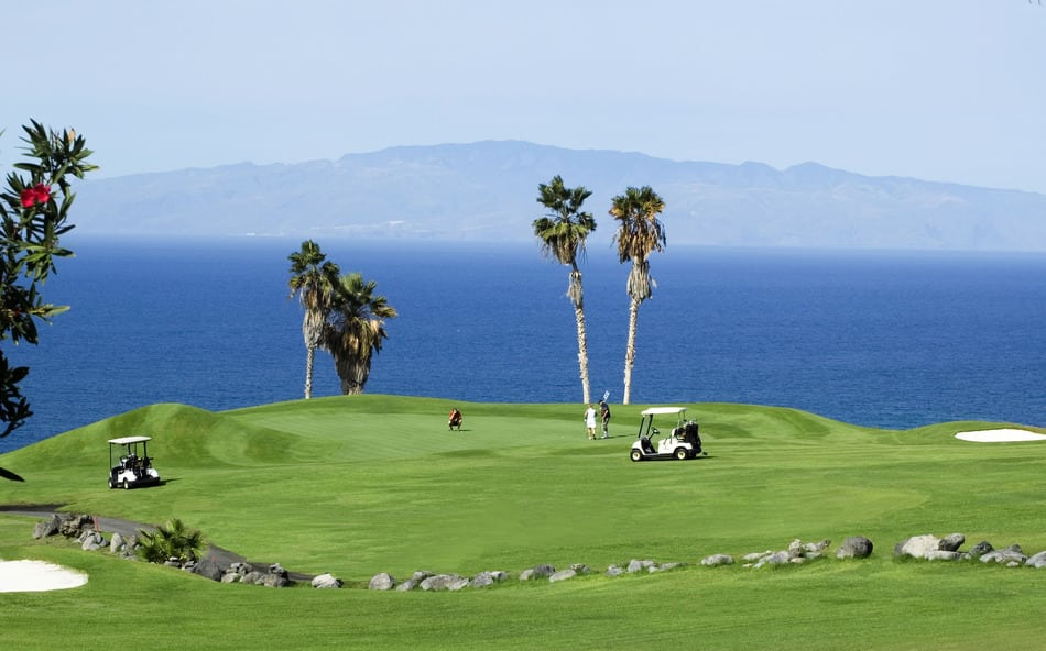 Play Golf & Stay in Tenerife