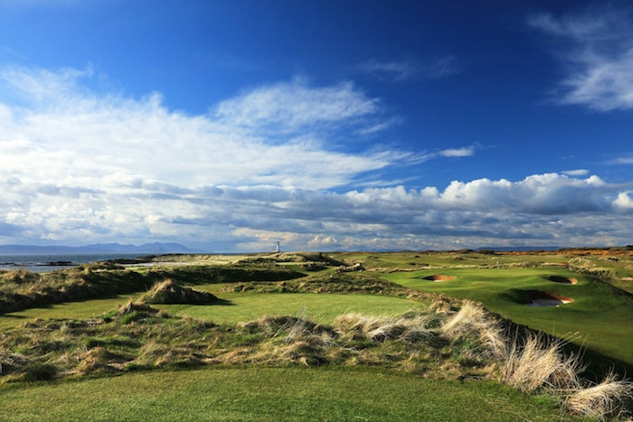 Golfing Trips for the Weekend Trump Turnberry - Scotland