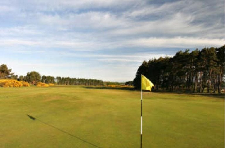 Golfing Holidays to Carnoustie