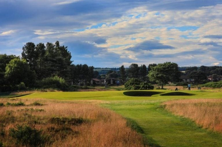 Group Holidays to Carnoustie Scotland