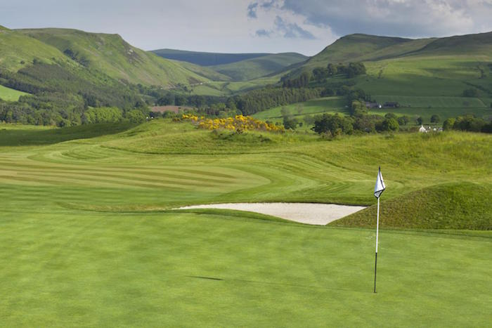 Gleneagles Trips and golf holidays to scotland