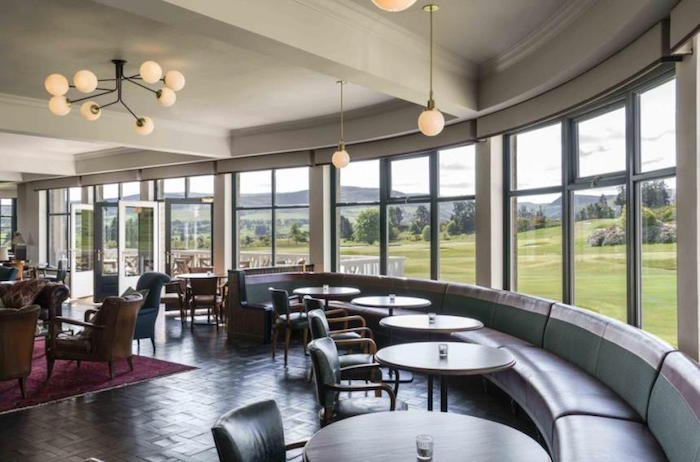 Golf Clubhouse Gleneagles Scotland golf trips