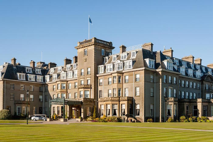Hotel at Gleneagles Scotland Trips & Golf Holidays