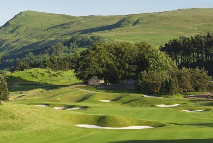 PGA Gleneagles Trips to Scotland