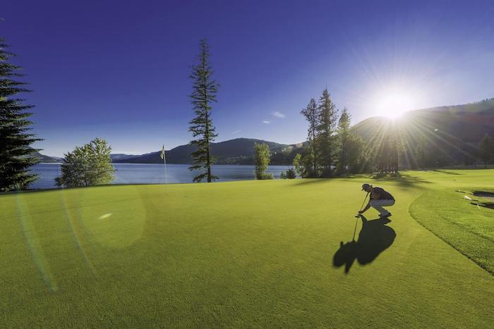 Golf trips to Canada