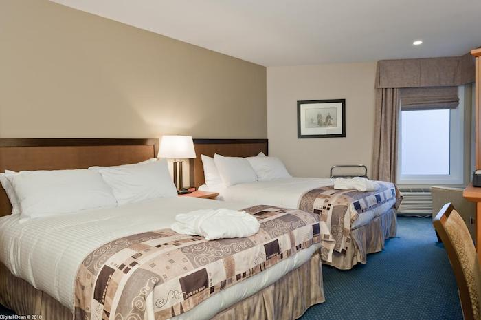 Hotel room golf and spa canada