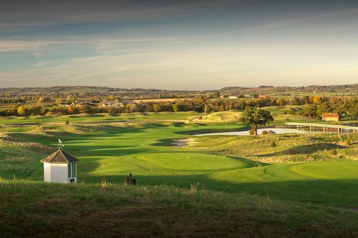 The Oxfordshire golf holiday UK
