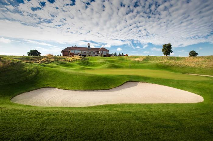 The Oxfordshire Golf Course Hotel Break UK