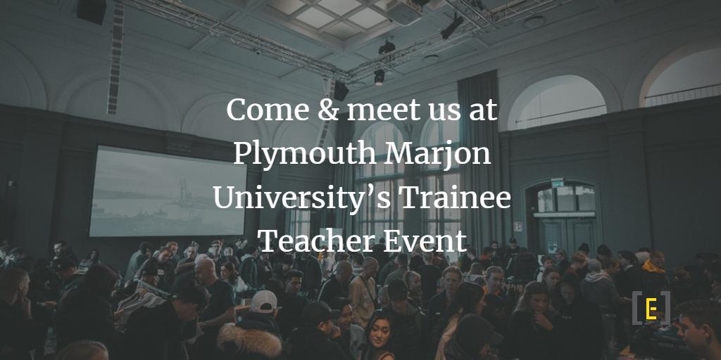 Trainee teacher event Friday 7 February 2020