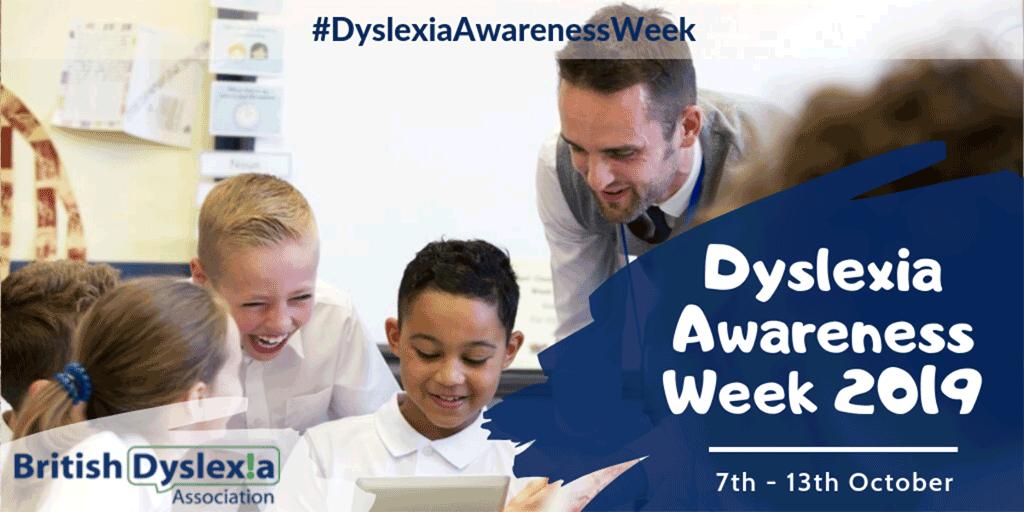 Dyslexia Awareness Week 2019