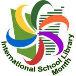 International School Library Month logo