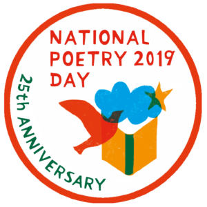 National Poetry Day 2019 25th Anniversary