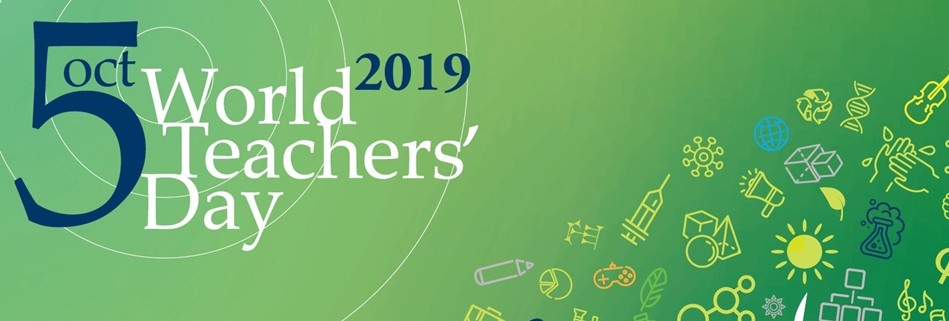 World Teachers' Day 2019