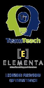 Elementa are licensed providers of Team Teach
