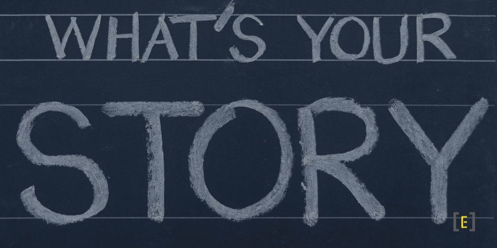 National Storytelling Week. What's your story