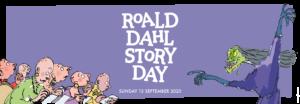Roald Dahl Story Day 2020 Image copyright Roald Dahl Story Centre.