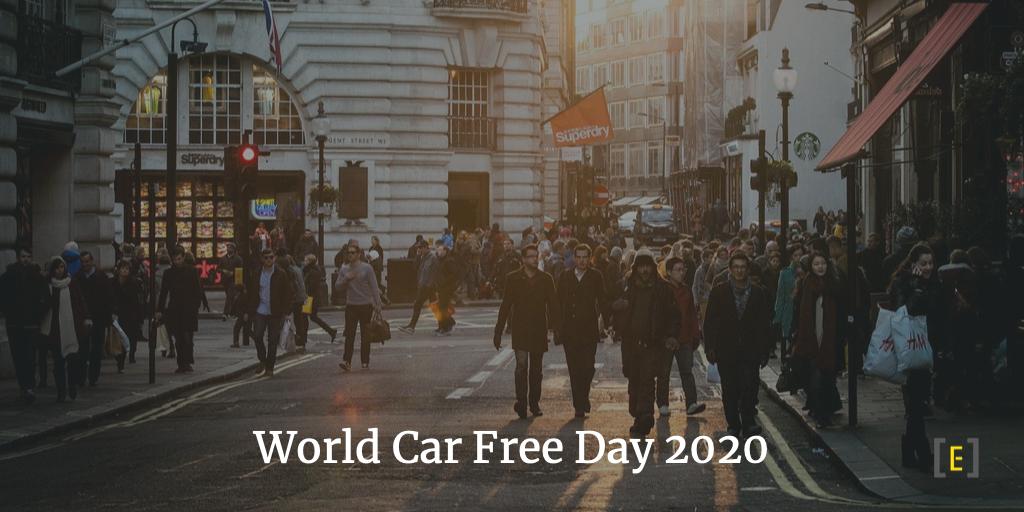World Car Free Day 2020