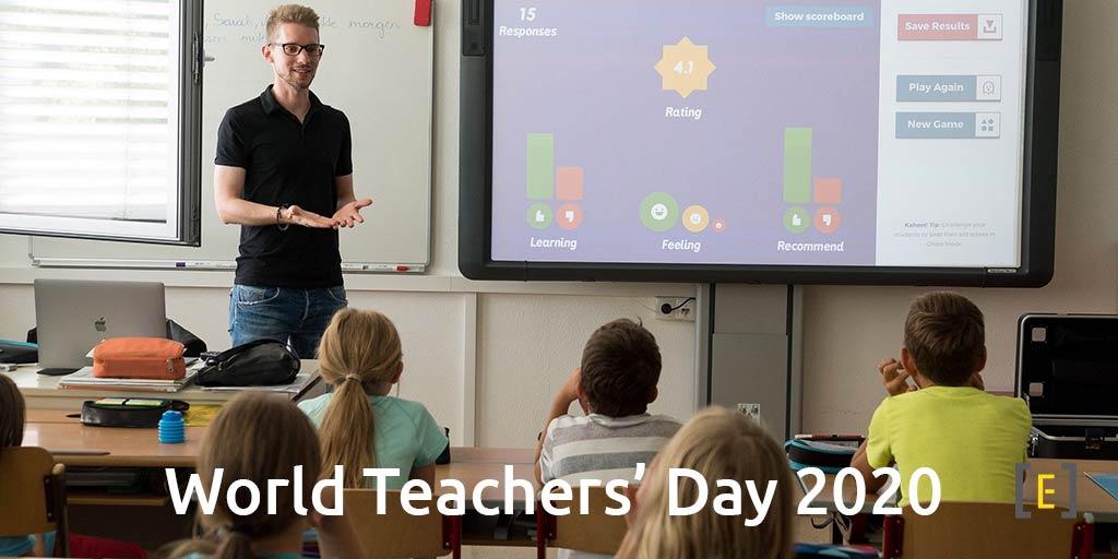 World Teachers' Day 2020