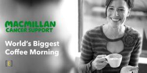 World's Biggest Coffee Morning