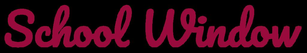 School Window logo