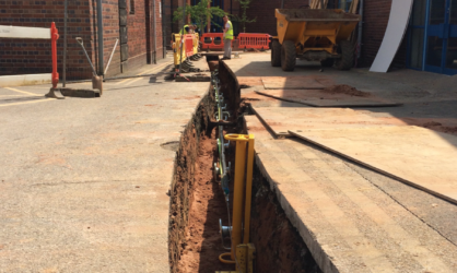 Trenching & Ducting