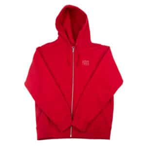 Supreme – World Famous Zip Up Hoody