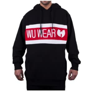 Wu Wear Wu-2 Stripe Hoodie