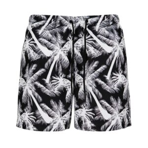 Pattern Swimm Shorts