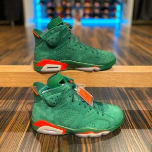 "Nike Air Jordan 6 Retro NRG G8RD ""Like Mike"""