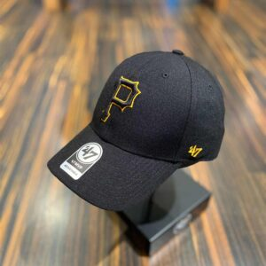47 Brand MLB Pittsburgh Pirates Curved