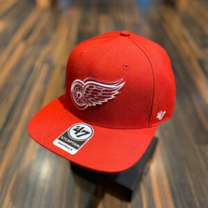 47 Brand NHL Detroit Red Wings