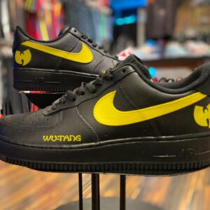 Nike Air Force 1 Low Wu Tang Custom