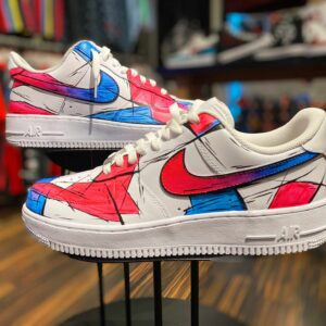 Nike Air Force 1 Low Picasso Custom