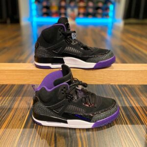 "Air Jordan Spizike ""Court Purple"""