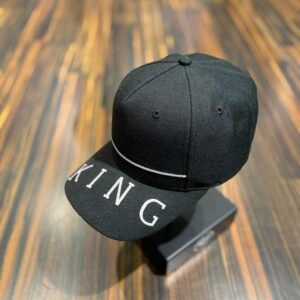 King Apparel Curved Cap