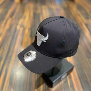 New Era NBA Chicago Bulls Curved Refl.