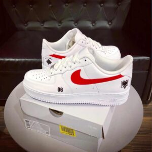 Nike Air Force 1 Low Albania/Kosovo Custom