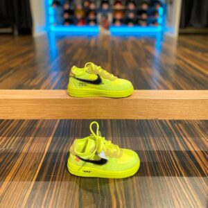 Nike Air Force 1 Low Off-White Volt (TD)