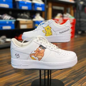 Nike Air Force 1 Low Pokemon Custom