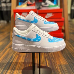 Nike Air Force 1 Low Monogram Custom