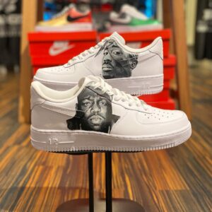 Nike Air Force 1 Low 2 Pac & B.I.G Custom