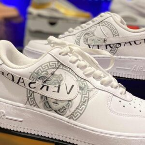 Nike Air Force 1 Low Medusa Custom