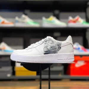 Nike Air Force 1 Low 2 Pac / Keep ya Head up Custom