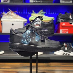 Nike Air Force 1 Low Batman / Joker Custom