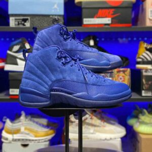 Air Jordan 12 Retro Deep Royal Blue