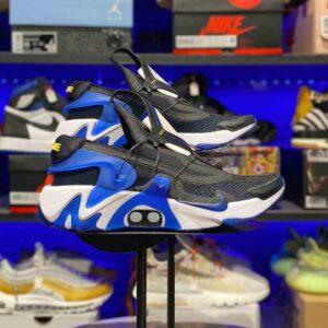 Nike Adapt Huarache Black Racer Blue (EU Charger)