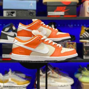 Nike Dunk SB Low Orange Box